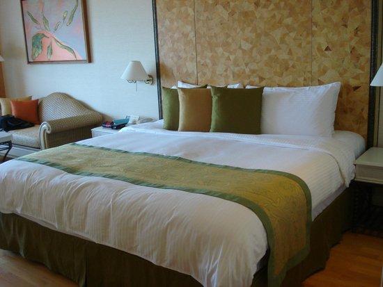 Shangri-La Hotel, Singapore: номер в отеле