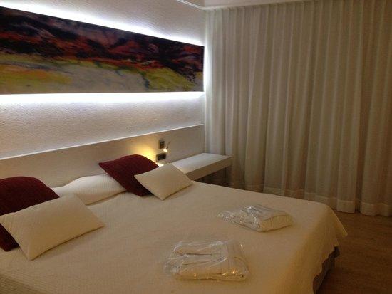 Stil Hotel Sensimar Los Gigantes : Our room, very spacious