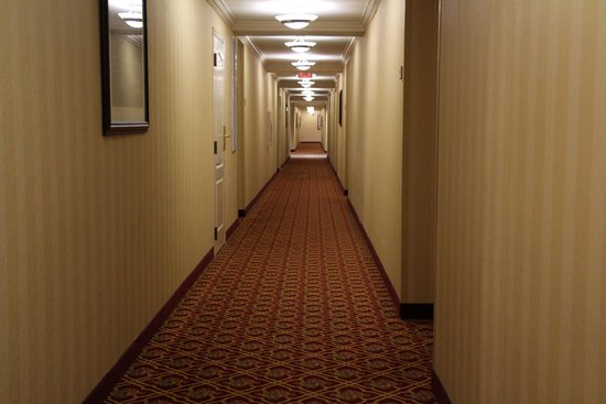 Residence Inn Charleston Downtown/Riverview: Hallway on ground floor