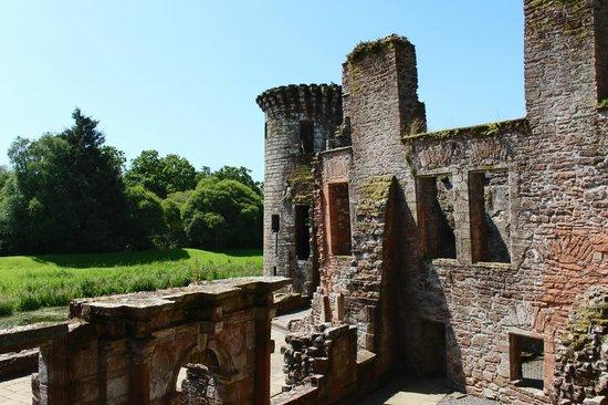 Caerlaverock Castle: Rear Tower
