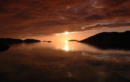 Hebridean Excursions: sunset