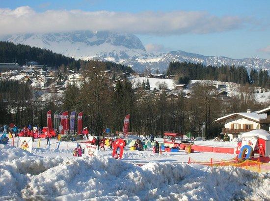 Kitzbuhel Alps Panorama Lift: Estação de Esqui