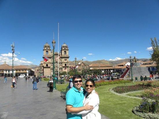 Centro Historico De Cusco: Praça Central