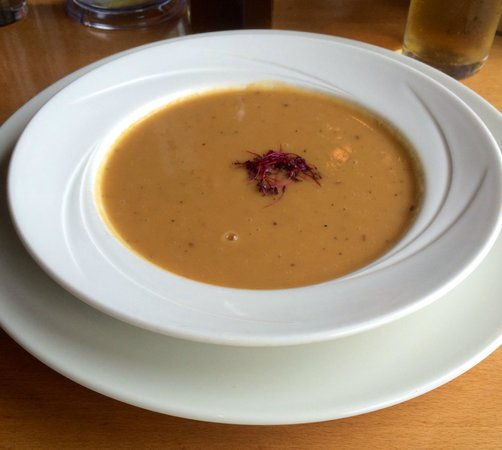 Pier Brasserie: Soup of the Day