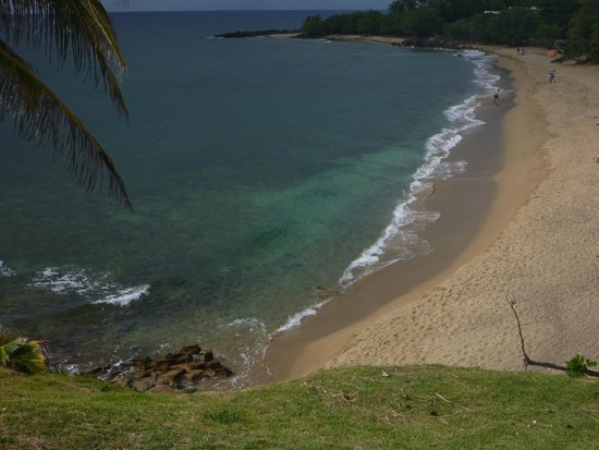 El Faro Park: View from the lookout