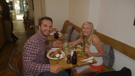 Merienda: evening meal