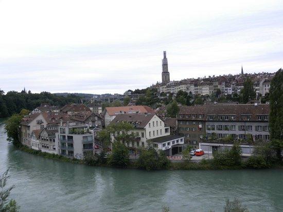 Old Town Bern: incrível