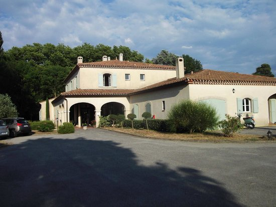 Hotel La Bastide Saint Martin: Exterior