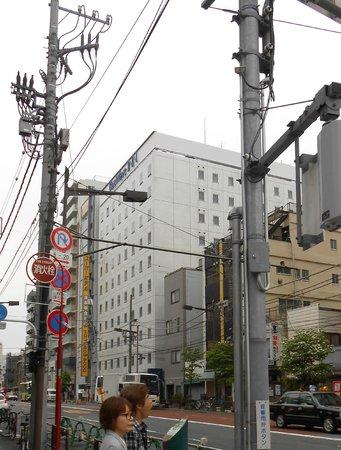 Via Inn Asakusa: Blue Wave Inn