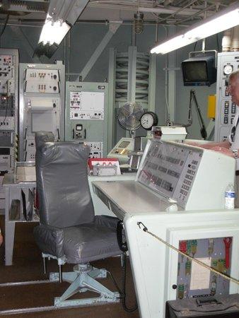 Titan Missile Museum: Control Room