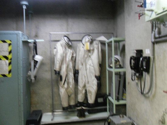 Titan Missile Museum : Suits