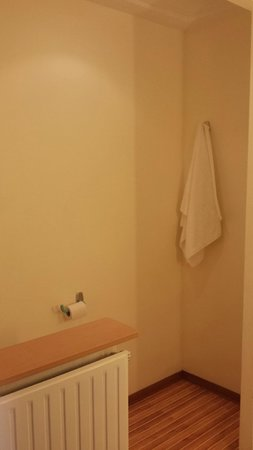 Ibis Millau : salle de bain