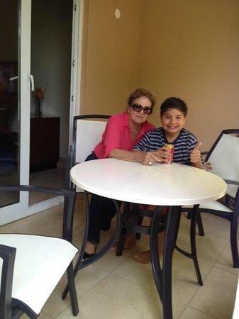 Divi Village Golf and Beach Resort: Varanda do quarto
