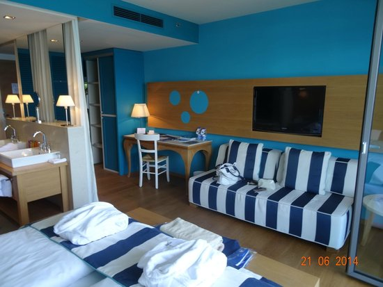 Falkensteiner Hotel & Spa Iadera : Pokój