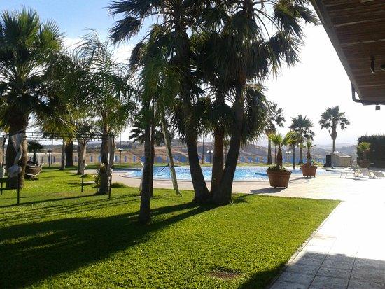 Il Partenone Resort Hotel : La piscina