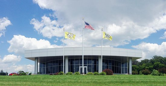 Matt Kenseth Racing Museum : Our store right off of Highway 12