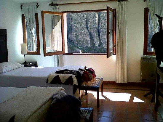 Hotel Iruya: Habitacion con vista