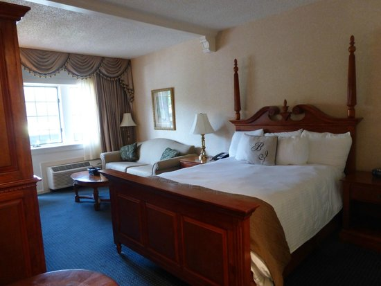 Bavarian Inn: One of the rooms in the Schwarzwald building