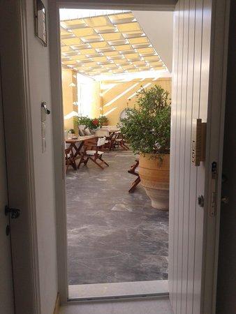 Argonauta Hotel : stanza 9