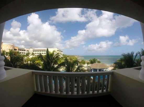 Iberostar Grand Hotel Rose Hall: View from Room 5222