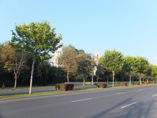 Crowne Plaza Bucharest: Bucharest CP Area