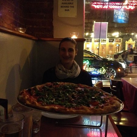 John's of Times Square : Pizza...!!!!!!