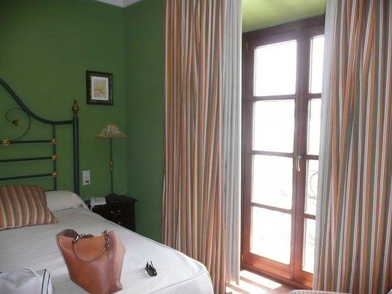 Hotel Montelirio: habitación