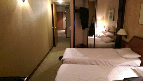 Kervansaray Hotel : Room num 203