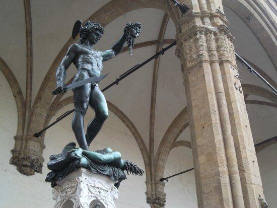 Perseus And Medusa Photo De Statue De Pers 233 E Florence