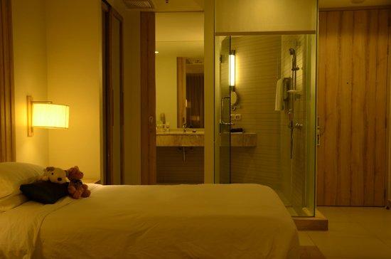 Holiday Inn Pattaya: In my room