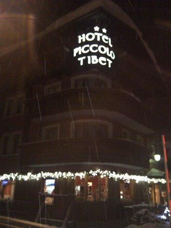 Hotel Piccolo Tibet: Hotel