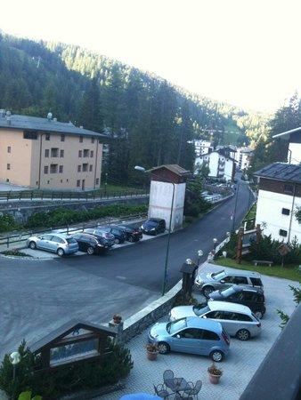 Hotel Andossi: Visuale dall ' Andossi