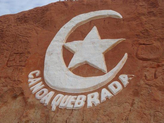 Ceara Beach : desenho da estrela