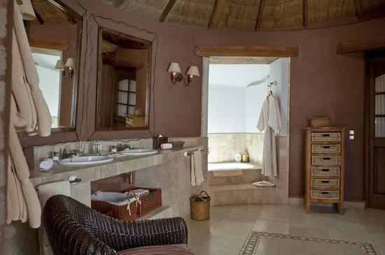 Awasi Atacama - Relais & Chateaux : Bathroom in Superior Suite