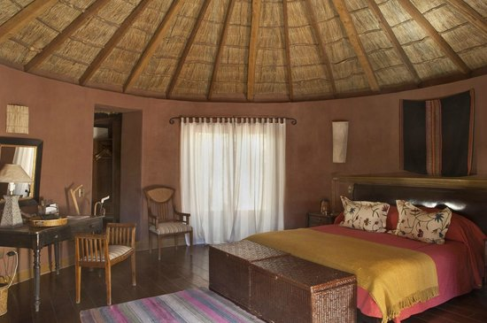 Awasi Atacama - Relais & Chateaux : Relax under a thatched roof