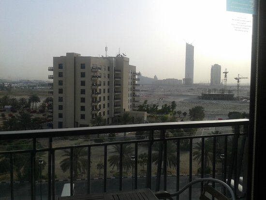 Arabian Park Hotel: View from Balcony