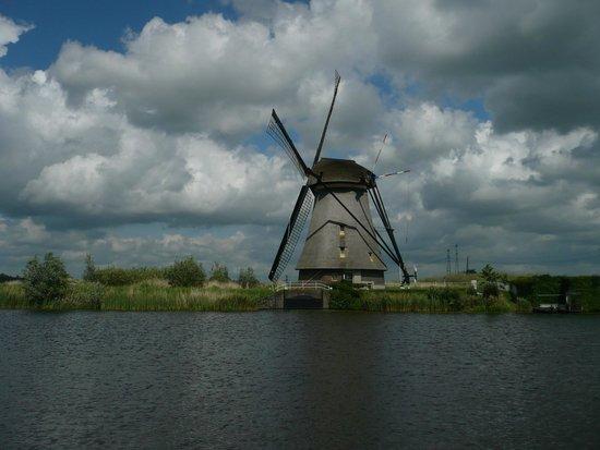 Red de molinos de Kinderdijk-Elshout: Kinderdijk