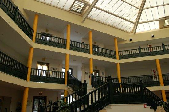 Blue Sea Costa Bastian: Vista do Hall