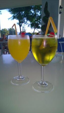 Louis Zante Beach Hotel : Tasty Cocktails
