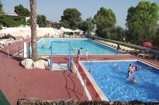 Grottapescoluse: piscine