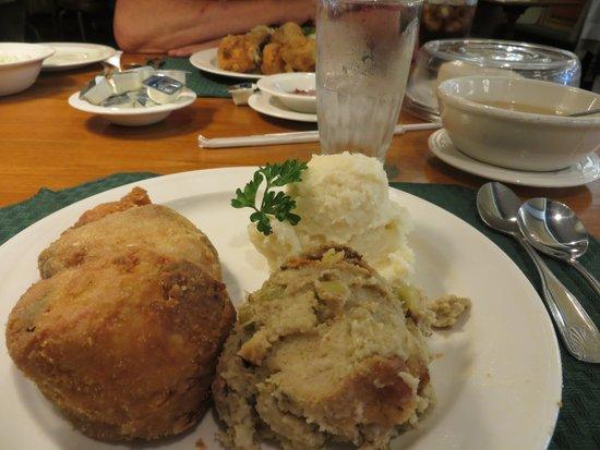 Frankenmuth chicken dinner