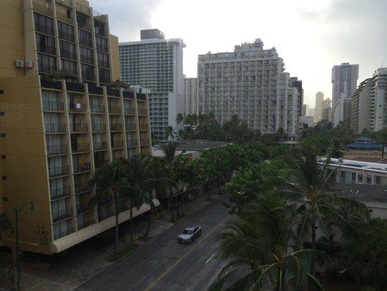 Vive Hotel Waikiki: Still another view.