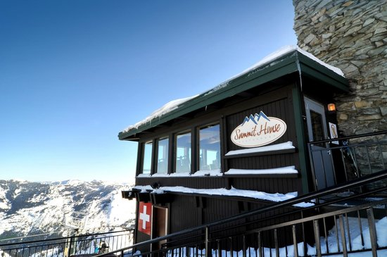 Summit House Restaurant: Summit House exterior