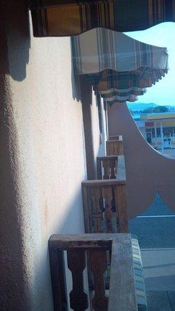 Hotel El Capitan: The other balconies