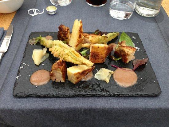 Maio Restaurant : Pollo allo zenzero