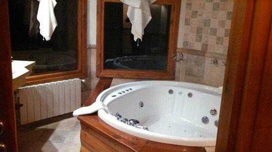 Nido del Condor Hotel & Spa: Banheiro