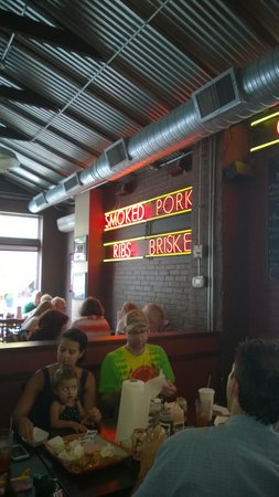Black Hog BBQ: Inside Black Hog