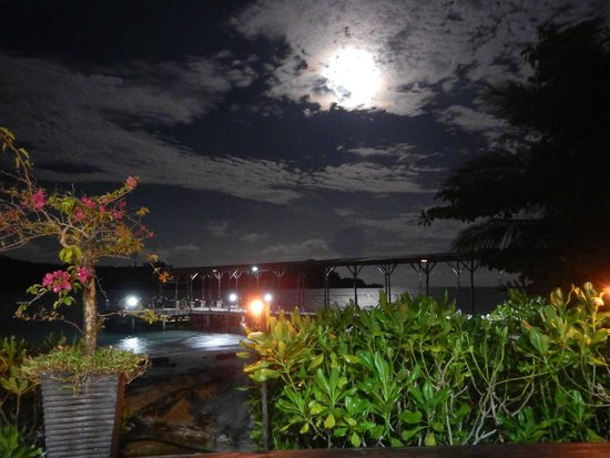 Aloita Resort & Spa: Lua cheia