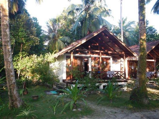 Aloita Resort & Spa: Nosso bungalow