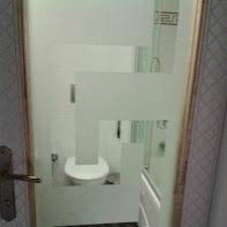Bilem High Class Hotel: Toilet. Toilet?